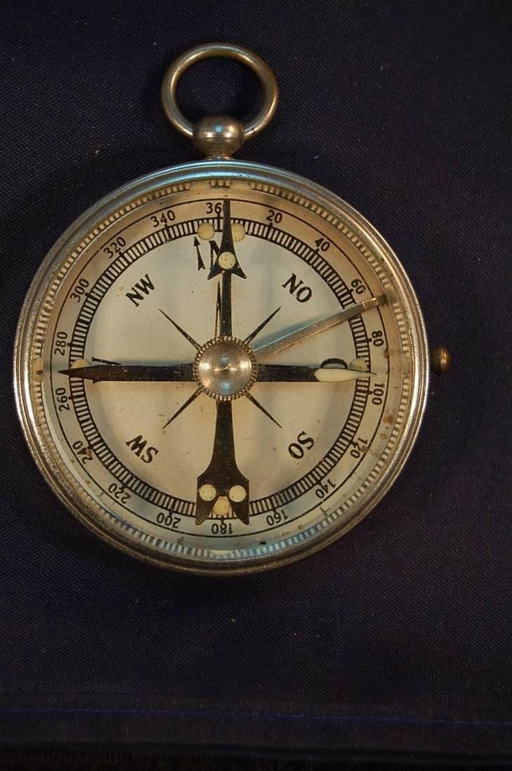 Kompass Anzeigen
