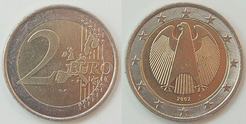 Wertvolle 2 Euro Münzen