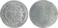 Deutschland / Kaiserreich / PROBEPRÄGUNG 50 Pfennig Probe Bleiabschlag der Bildse Kaiserreich 50 Pfennig Probe Bleiabschlag der Bildseite, Schaaf 8G5, o.J. D