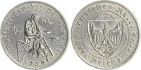 3 Reichsmark 1930 A Deutschland / Weimar 3 Reichsmark J.344 Walther von... 70,00 EUR  +  7,50 EUR shipping