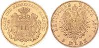Hamburg 5 Mark Gold Hamburg