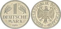 1 DM 1961 G Deutschland 1 DM Kursmünze 1961 G   fast st, schöne Tönung ... 225,00 EUR  +  7,50 EUR shipping