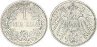 1 Mark 1908 A Deutschland / Kaiserreich Kaiserreich 1 Mark Kursmünze J.... 20,00 EUR  +  7,50 EUR shipping