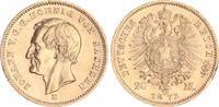 20 Mark Gold 1872 E 1872 E Sachsen 20 Mark Gold 1872 E Sachsen, Johann ... 545,00 EUR  +  8,95 EUR shipping