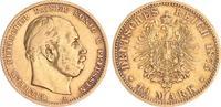 10 Mark Gold 1875 A Preußen Preußen 10 Mark 1875A Wilhelm I. J.242  ss-... 195,00 EUR  +  7,50 EUR shipping