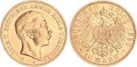 10 Mark Gold 1890 A Preußen Preußen 10 Mark Gold 1890 A Wilhelm II. ss-... 195,00 EUR  zzgl. 4,75 EUR Versand
