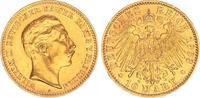 10 Mark Gold 1903 A Preußen Preußen 10 Mark Gold 1903 A Wilhelm II. ss-... 195,00 EUR  +  7,50 EUR shipping