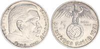 5 Mark Hindenburg mit HK 1939 F 3. Reich 3. Reich 5 Mark Hindenburg 193... 20,00 EUR  +  7,50 EUR shipping