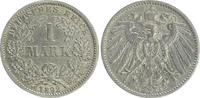 Deutschland / Kaiserreich 1 Mark 1 Mark 1892 G ss