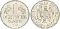 Deutschand / Bundesrepublik 1 DM 1 DM J.385 1958 G (2) TOP-Erhaltung !!!