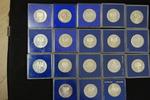 Polen 1x 50, 16x 100, 1x 1000 Zloty 1x 50, 16x 100, 1x 1000 Zloty, Polen, Silbermünzen