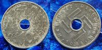 Deutschland / Reichskreditkassen 10 Pfennig Reichskreditkassen 10 Pfennig J.619 1941A sehr seltenes Jahr und Erhaltung vz