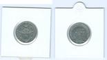 20 Centesimi 1944 Vatikan Papst Pius XII.  Nur 1.000 Stück! stempelglanz