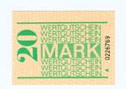 DDR 20 Mark Gefängnisgeld - Serie A