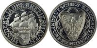 5 RM 1927 Deutschland 100 Jahre Bremerhave...