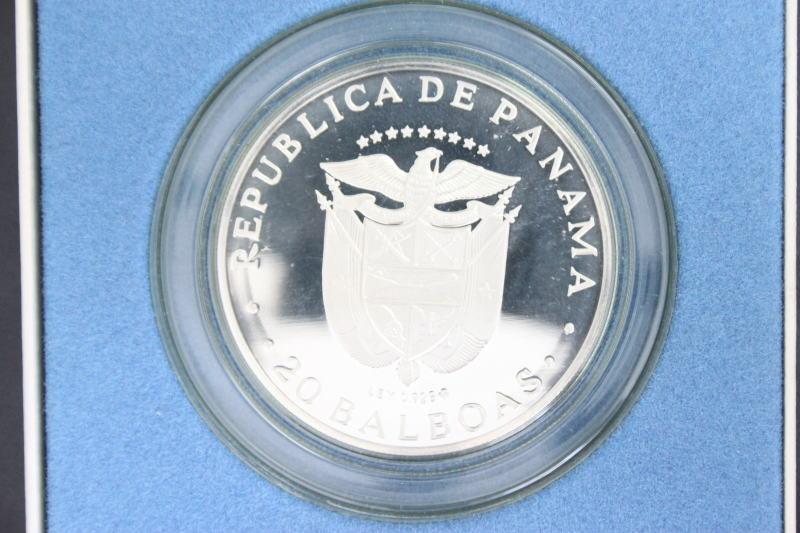 20 Balboas 1973 Republic of Panama 20 Balboas 1973 PP