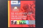 Belgien 3,88 € Kursmünzensatz - WK Wielrennen 2002