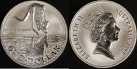 1 Dollar 1997 Australien Serie Känguru in Silber - Känguru - 1 Unze st  32,00 EUR  zzgl. 5,00 EUR Versand