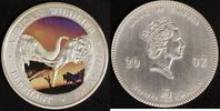 5000 Kwacha 2002 Sambia Elefant vz-st  95,00 EUR  zzgl. 5,00 EUR Versand