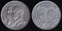 2000 Reis o.J. (1922) Brasilien 100 Jahre Unabhängigkeit vz/min.Rf.  9,00 EUR  zzgl. 5,00 EUR Versand
