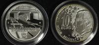 Belgien 10 Euro 50 Jahre Nord-Südverbindung in Brüssel