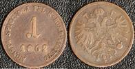 Österreich 1 Soldo Lombardei & Venetien