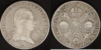 Kronentaler 1794 M Österreich Franz II. - Milano ss, min.just.  75,00 EUR  zzgl. 5,00 EUR Versand