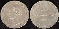 V-Taler 1869 Sachsen-Coburg-Gotha Ernst II. (1844-93) vzs-ss  220,00 EUR  zzgl. 5,00 EUR Versand