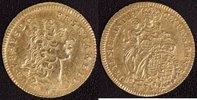 1/2 Karolin 1731 Bayern, Kurfürstentum Karl Albert (1726-45) ss-vz, sel... 900,00 EUR kostenloser Versand