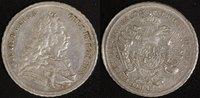 Kaisertaler 1743 Bayern Karl VII. (1742-45) f.vz, just.  2950,00 EUR kostenloser Versand