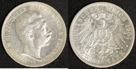 2 Mark 1904 Preußen Wilhelm II. (1888-1918) ss-vz, Rf  17,00 EUR  zzgl. 5,00 EUR Versand