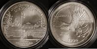 1 Dollar 1994 USA Kriegsgefangenendenkmal st / OVP/ Zert./ Etui  40,00 EUR  zzgl. 5,00 EUR Versand