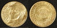 1 Dollar 1915 USA Panama Pacific Expo vz  850,00 EUR kostenloser Versand