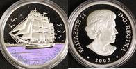 20 Dollar 2005 Kanada Dreimaster PP,mit Zertifikat  40,00 EUR  zzgl. 5,00 EUR Versand