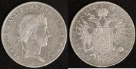 Taler / 2 Gulden 1842 A Österreich Ferdinand I. (1835-48) ss-vz  120,00 EUR  zzgl. 5,00 EUR Versand