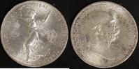 5 Kronen 1908 Österreich Franz Joseph I., Reg. Jubiläum vz  50,00 EUR  zzgl. 5,00 EUR Versand