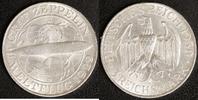 Weimar 3 Mark Zeppelin