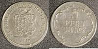 2 Pfennig 1757 Brandenburg Ansbach F. K. Alexander (1757-91) ss  25,00 EUR  zzgl. 5,00 EUR Versand