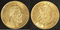 10 Mark 1888 Preußen Friedrich Wilhelm III.(1888) vz-  190,00 EUR  zzgl. 5,00 EUR Versand