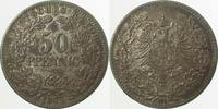 Kaiserreich 50 Pfennig 1877G ss/vz