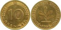 BRD 10 Pfennig 1966J f.stgl