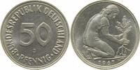 BRD 50 Pfennig 1967J bfr.