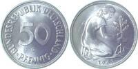 BRD 50 Pfennig 1967G f.stgl L.Prägung