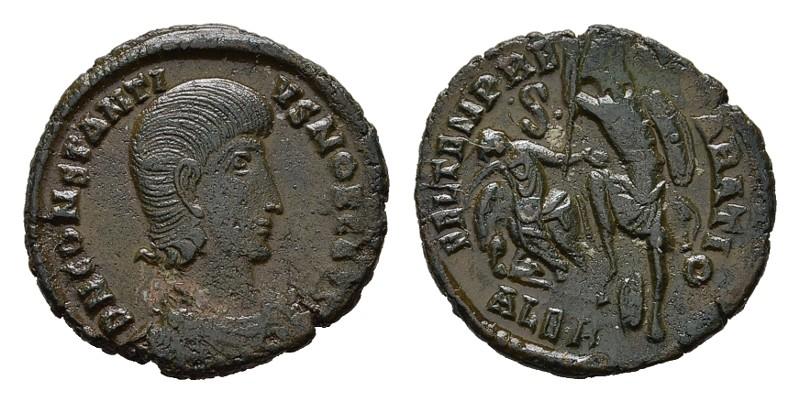 Centenionalis, Alexandria. RÖMISCHE KAISERZEIT Constantius II., 337-361 für Constantius Gallus. Sehr schön +.