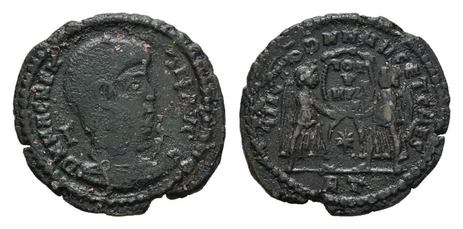 Æ-Centenionalis. RÖMISCHE KAISERZEIT Magnentius, 350-353. Sehr schön.