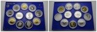 Münzsatz (11 Stück) 1988. ITALIEN  Polierte Platte.  220,00 EUR  + 7,00 EUR frais d'envoi