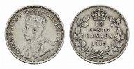 10 Cents 1915. KANADA George V, 1910-1936. Vorzüglich.  139.68 CAN$  zzgl. 6.29 CAN$ Versand