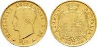 40 Lire 1814, Mailand. ITALIEN Napoleon, 1805-1814. Vorzüglich.  1348,63 SGD 890,00 EUR  zzgl. 10,61 SGD Versand