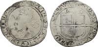 6 Pence 1602. GROSSBRITANNIEN Elizabeth I, 1558-1603. Schön.  90,00 EUR  +  7,00 EUR shipping