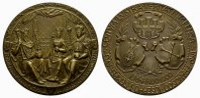 Bronzemedaille 1900.(v. W. Trojanowski) POLEN Stadt. Vorzüglich-stempel... 550,00 EUR  +  7,00 EUR shipping
